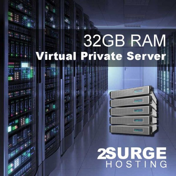 Services - 32GB RAM VPS Hosting